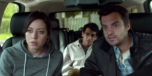 safety not guaranteed cast