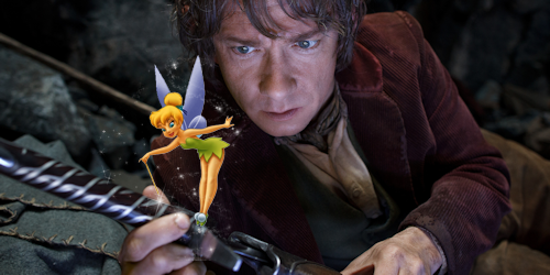 The Hobbit and the Secret of the Wings