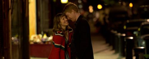 About Time - Domhall Gleeson & Rachel McAdams