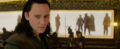 Thor The Dark World - Tom Hiddleston