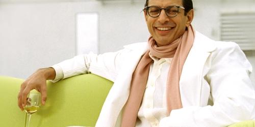 Jeff Goldblum's Laugh