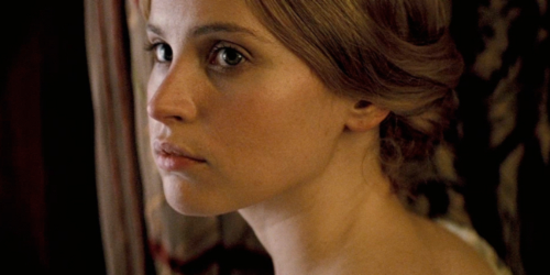The Invisible Woman - Felicity Jones