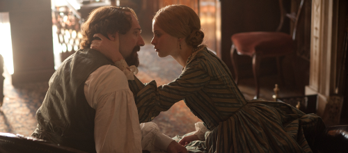 The Invisible Woman - Ralph Fiennes Felicity Jones