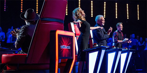 The Voice series 3