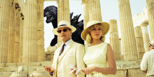 The Two faces of Godzilla